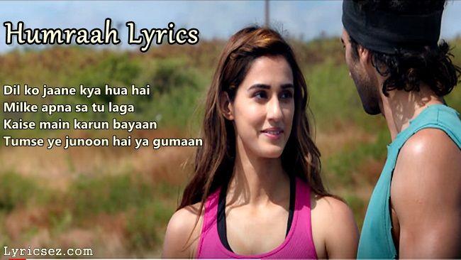 Humraah Lyrics Malang Aditya Roy Kapur Lyricsez